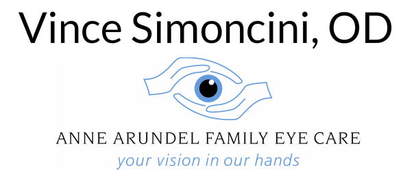 ANNE ARUNDEL FAMILY EYE CARE VINCE SIMONCINI, OD WITH THE HEALTH AND SAFETY OF OUR PATIENTS BEING OUR TOP PRIORITY, WE HAVE MADE THE DECISION TO SUSPEND ALL ROUTINE EYE CARE. WE HOPE THIS WILL FURTHER THE EFFORT TO END THIS GLOBAL PANDEMIC. WE ARE PLANNIN